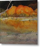 Autumn Hills Metal Print