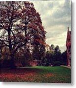 Autumn In Cambridge  Metal Print