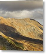 Autumn In French Alps - 5 Metal Print