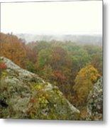 Autumn In Shawnee Metal Print