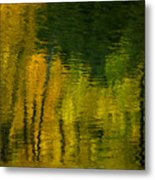 Autumn In Truckee Metal Print by Donna Blackhall