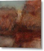 Autumn Landscape Metal Print