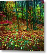 Autumn H5 Metal Print