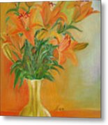 Autumn Profusion Metal Print