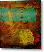 Autumn Reformated Metal Print