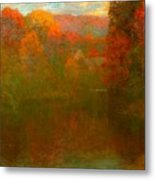 Autumn Symphony Metal Print