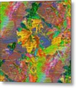 Autumn Tapestry Metal Print