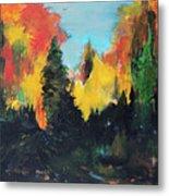 Autumnal Colors Metal Print
