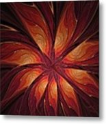 Autumnal Glory Metal Print