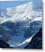 Avalanche Ledge Metal Print