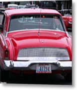 Avanti Getting In Line Metal Print