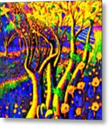 Avatar Forest - Pa Metal Print