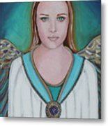 Avenging Angel Metal Print