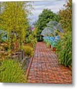 Avenue Of Dreams 5 Metal Print