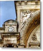 Avignon Opera House Muse 1 Metal Print