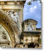 Avignon Opera House Muse 2 Metal Print
