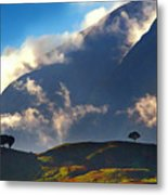 Avila From The East Metal Print