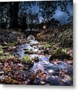 Avoca Fish Hatchery  Metal Print