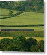 Avon Valley Sprinter  Metal Print