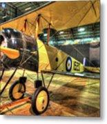 Avro 504k Metal Print