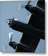 Avro Lancaster Metal Print