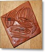 Awaits - Tile Metal Print