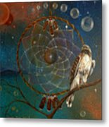 Awakening Visionary Power Metal Print