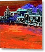 Away From Home Metal Print