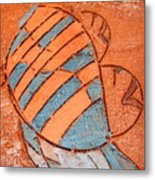 Aweese - Tile Metal Print