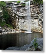 Awosting Falls In July II Metal Print