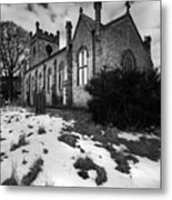 Aysgarth Church Metal Print