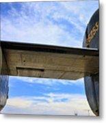 B-24j Tail  Metal Print