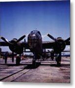 B-25 Bombers Metal Print