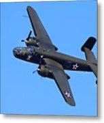 B-25 Mitchell, Doolittle Raiders Metal Print