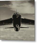 B-52 Stratofortress Triptych - 2 Metal Print