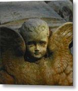 Baby Angel Metal Print