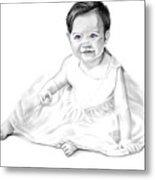 Baby Jane Metal Print