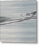 Back To The Dock Metal Print