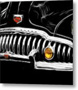 Bad Buick Metal Print