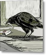 Bad Habit Metal Print