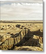 Badlands 2 Metal Print