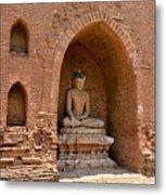 Bagan, Burma Metal Print