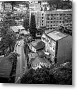 Baguio City On High Metal Print