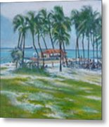 Bahama Beach  Metal Print