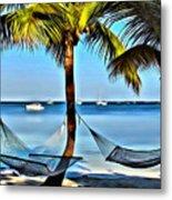Bahamas Vacation Metal Print