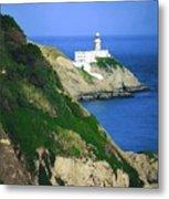 Baily Lighthouse, Howth, Co Dublin Metal Print