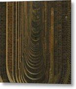 Balacombe Viaduct - Sussex Metal Print