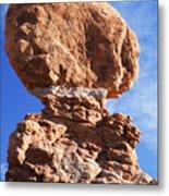 Balanced Rock 2 Metal Print