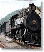 Baldwin Locomotive Number Fifteen Metal Print