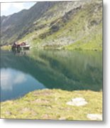 Balea Lake Metal Print